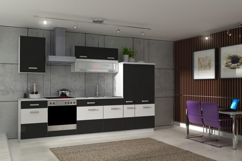 Eine Küchenzeile komplett online zu kaufen geht ganz einfach ... | {Küchenzeile einfach 18}