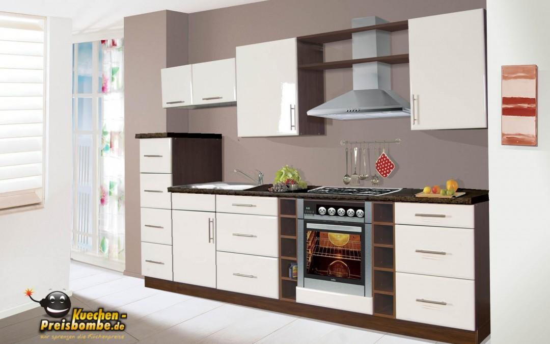 Billige einbaukuchen dekoration inspiration innenraum for Billige einbauküchen