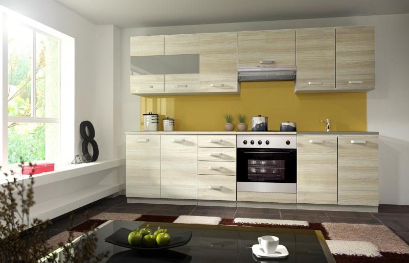 Unsere Küchen Zeilen: Modernes Design zum kleinen Preis